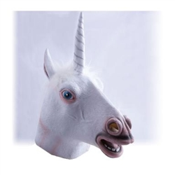 Unicorn Mask - Bartz's Party Stores